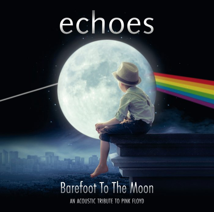 "echoes - Pink Floyd Acoustic ""Barefoot To The Moon"""