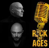 echoes beim Rock Of Ages mit Midge Ure (Ultravox) und Geoff Tate (Queensryche)
