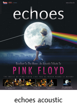 echoes - Pink Floyd acoustic - Barefoot To The Moon