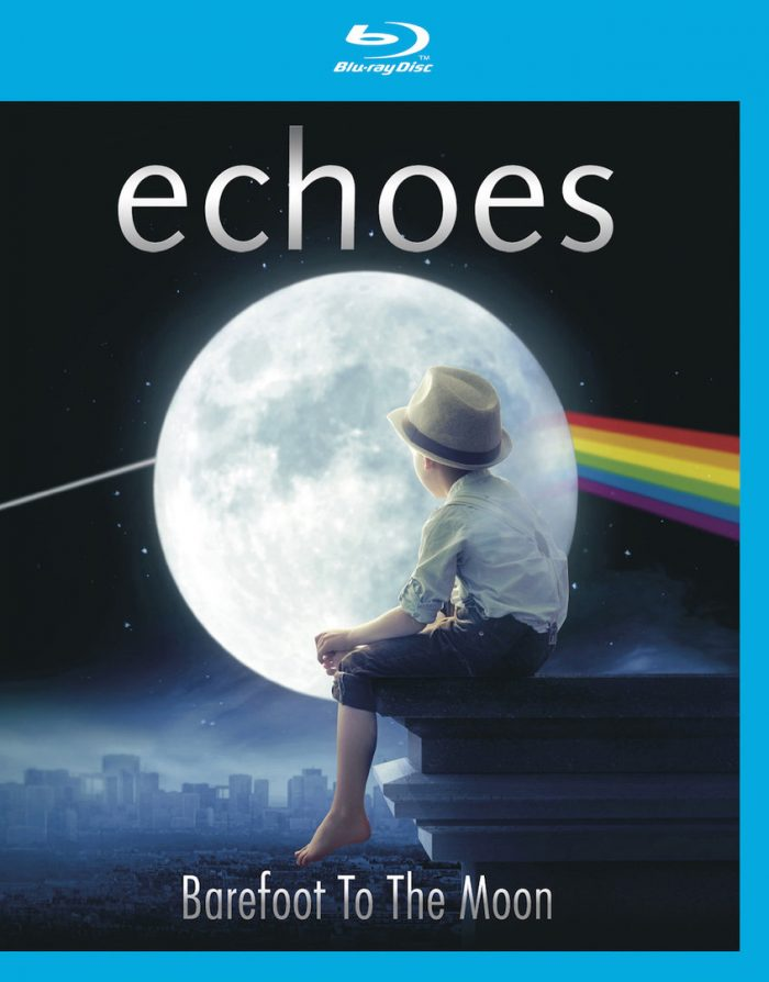 "echoes ""Barefoot To The Moon"" - An Acoustic Tribute To Pink Floyd - Blu-ray"