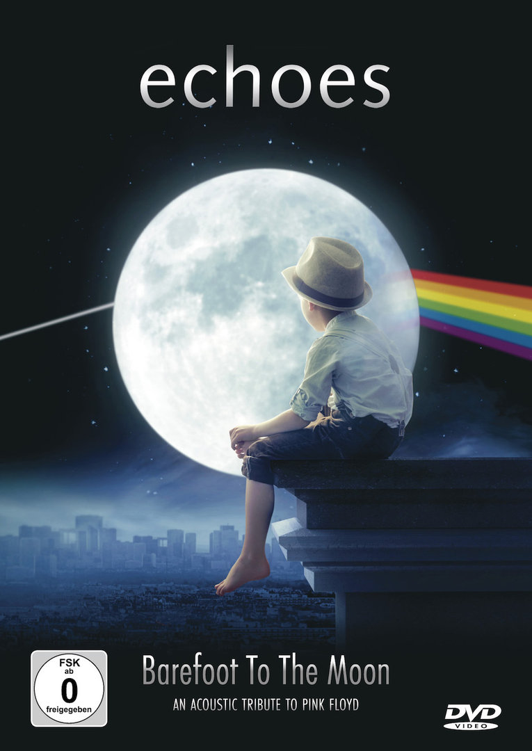 "echoes ""Barefoot To The Moon"" - An Acoustic Tribute To Pink Floyd - DVD"