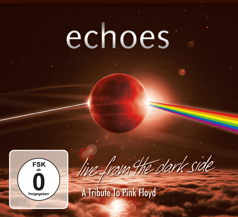 "echoes ""Live From The Dark Side"" - Blu-ray"