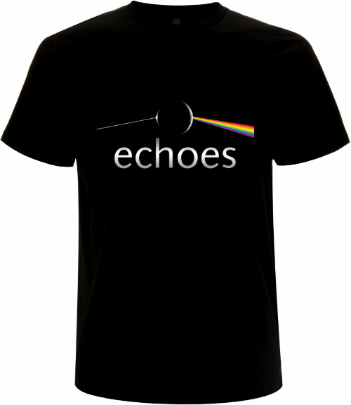 echoes T-Shirt Logo Front