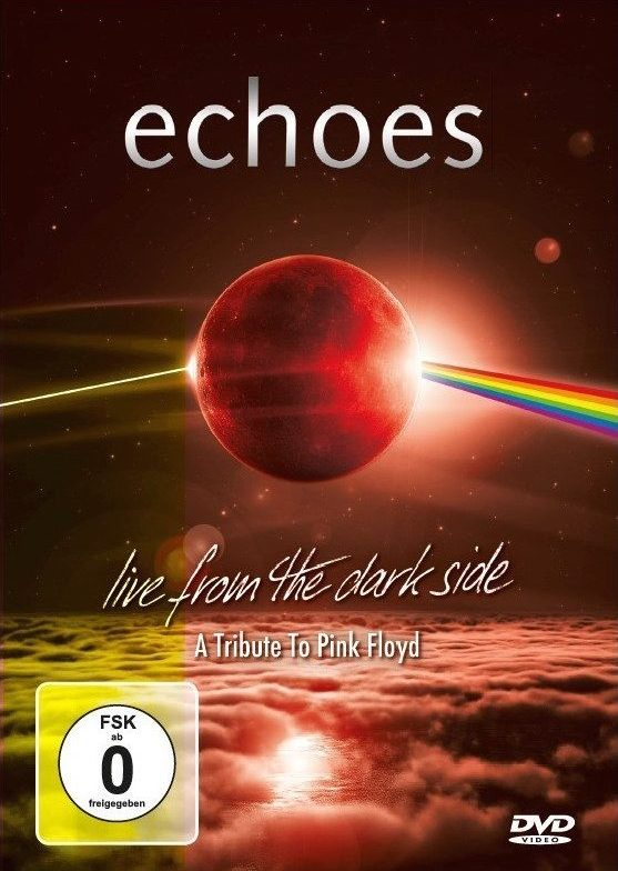 "echoes ""Live From The Dark Side"" - DVD"