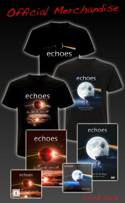 echoes Shop - official Merchandise
