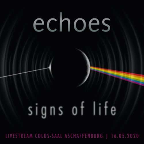 echoes- signs of life | Download-Cover