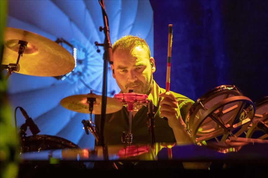 echoes Acoustic -Steffen (Drums)