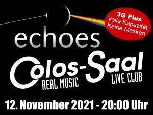 echoes live Aschaffenburg Colos-Saal